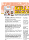 Nixalite - Kills Bedbugs Spray - Brochure