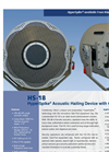 HyperSpike - Model 18 RAHD - Remote Control Acoustic Hailing Device - Brochure