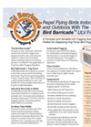 Bird Barricade - Drum Top Avian Fogging System Brochure