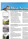 Nixalite - Mist Net Bird & Bat Capture Netting Brochure