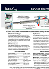 IGEBA EVO 35 Pulse Jet Thermal Foggers - Brochure