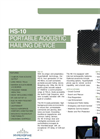 HyperSpike - Model HS-10 - Portable Acoustic Hailing Device - Brochure