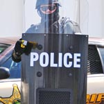 HyperShield - Acoustic Riot Control Shield
