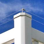 FliteLine - Post and Wire Bird Deterrent