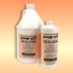Poop Off - Superior Stain & Odor Remover
