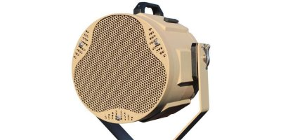 HyperSpike - Model 14 - Portable And Powerful Acoustic Hailing Device