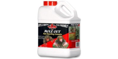 Nixalite - Mole Out Mole Repellent Granules