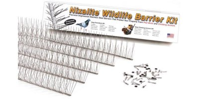 Nixalite - Wildlife Barrier Kit