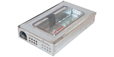Repeater - Model JT420 CL - Mouse Trap with Clear Top