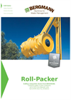 Bergmann RPV 7700 Roll Packer Traversing System - Brochure