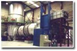 Model KR Series - Continuous Rotary Incineration Kilns
