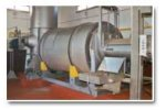 Model ROT Series - Discontinuous Rotary Incineration Kilns