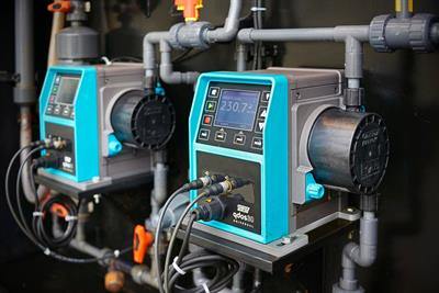 Peristaltic pumps and fluid path technologies for industrial sector