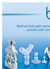 BioPure Fluid Path Components, Connect with Confidence Brochure