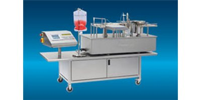 Model FP50 - Tabletop Filling System and Stoppering Machine