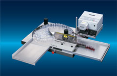 Model FlexFeed20 - Vial and Bottle Handling System
