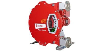 Bredel - Model 40 & 50 - Peristaltic Hose Pumps