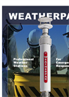 WEATHERPAK - Model TRx2 - Portable Hazmat Weather Station Brochure