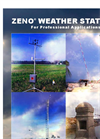 ZENO - Remote Weather Stations Brochure