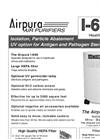 Airpura I-600 Air Purifiers Brochure