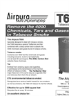 Airpura - Model T600 - Air Purifiers - Brochure