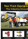 Vac-Tron - Model AIR 573/873 SDT - Air and Hydro Vacuum Excavation Datasheet