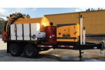 Vac-Tron - Model Air 1273 High CFM - Air and Hydro Vacuum Excavation System