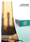 Tethys Instruments - Model EXM400 - On-Line Gas Analysers Brochure