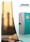 Tethys Instruments - Model CEM400 - Online Gas Analyser Brochure