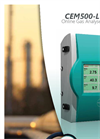 Tethys Instruments - Model CEM500-L - Online Gas Analyser Brochure