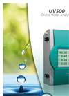 Tethys Instruments UV500 Online Water Analyser - Brochure