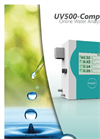 Tethys Instruments UV500-Compact Online Water Analyser - Brochure