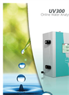 Tethys Instruments UV300 Online Water Analyser - Brochure