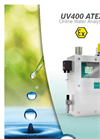 Tethys Instruments UV400 ATEX Online Water Analyzer for Ex Area - Brochure