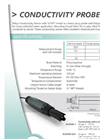 Tethys Instruments Conductivity Probe - Brochure