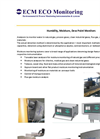 Flowmeters and Level Monitors Datasheet