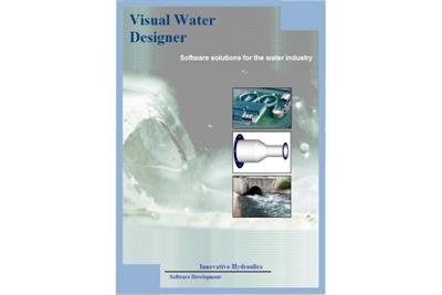 Visual Water Designer - Wastewater Modeling Software