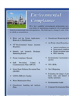 Environmental Compliance Brochure