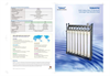 TORAYFIL - PVDF Hollow Fiber UF Membrane Submerged Type Element & Rack Brochure