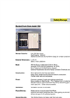 Model SS8 - Bunded Drum Store System Brochure