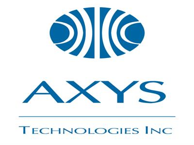 AXYS Technologies Inc. (AXYS)