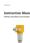 Model 2290 - Non-Contact Radar Level Transmitter - Instruction Manual