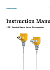 Model 2291 - Guided Radar Level Transmitter - Instruction Manual