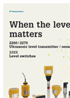 Level Sensors and Switches Brochure