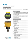 Signet - Model 2551 - Magmeter Flow Sensor - Manual