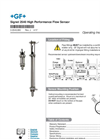 GF Signet - Model 2540 - Paddlewheel Flow Sensor - Hot Tap - Manual