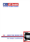 Model VA - HPI - Injector Mixer Brochure