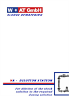 Model VA - VD - Dilution Stations Brochure