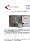 Model AB-100 Wall Mount Continuous Landfill and Bio-gas Monitoring System Brochure