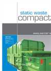 Static Waste Compactors - Brochure